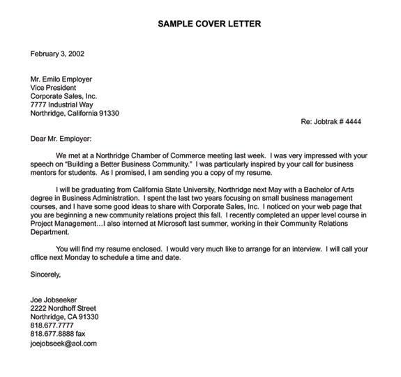 Resume Cover Letter Help Sample Resume Cover Letter
