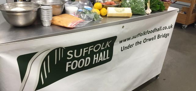 Suffolk Food Hall: Kitchen Masterclass