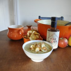 Recipe: Vegan Parsnip & Apple Soup
