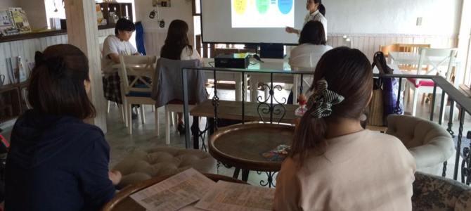 6/28「住空間収納プランナー養成講座 プレセミナー&説明会」アンケート