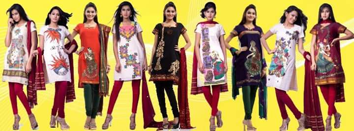 Rediscovering The Tradition Of India Through Dress Materials