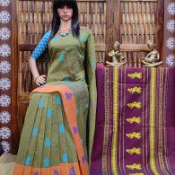 Chayanika - Gollabama Buta Cotton Saree