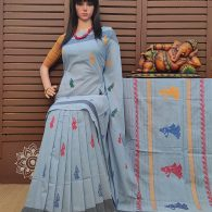 Choodamani - Gollabama Cotton Saree