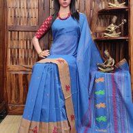 Enakshi - Gollabama Cotton Saree