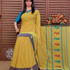 Eravati - Gollabama Cotton Saree