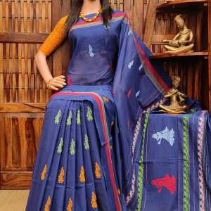 Haritha - Gollabama Cotton Saree