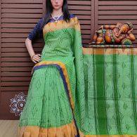 Kanita - Mutyam Gadi Cotton Saree