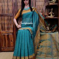 Aaryana - Kanchi Cotton Saree