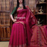 Aashraya - Kanchi Cotton Saree