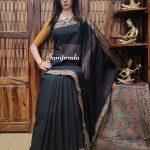Ainiti - Kanchi Cotton Saree