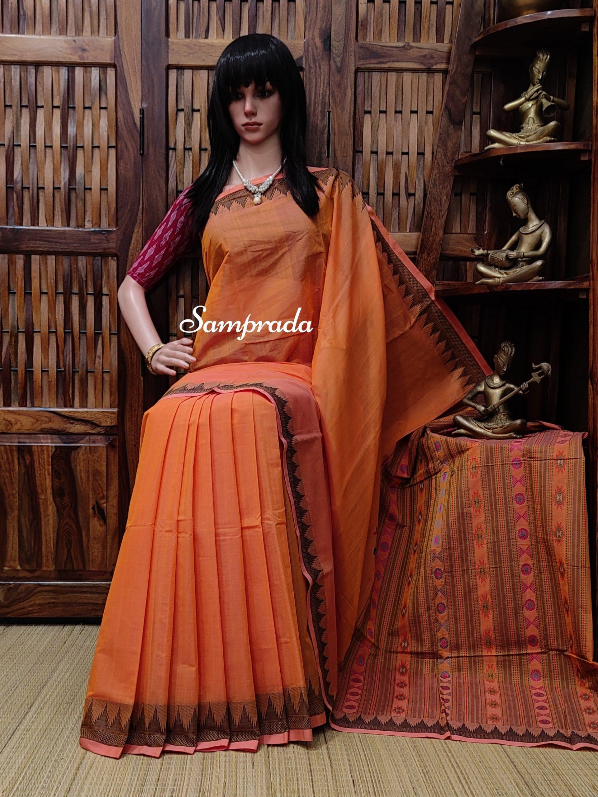 Alankari - Kanchi Cotton Saree