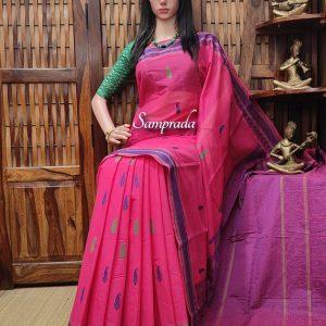 Amoolya - Kanchi Cotton Saree
