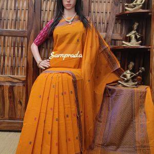 Anhiti - Kanchi Cotton Saree
