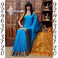 Naamana - Narayanpet Silk Saree