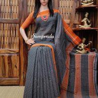 Ratnapriya - Patteda Cotton Saree