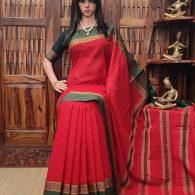 Deepika - Pearl Cotton Saree