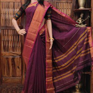 Devasree - Pearl Cotton Saree
