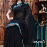 Kshama - Pearl Cotton Saree