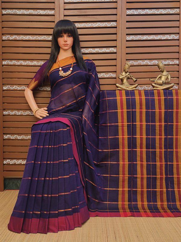 Royina - Pearl Cotton Saree