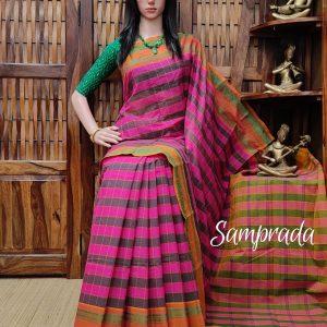 Salila - South Cotton Saree