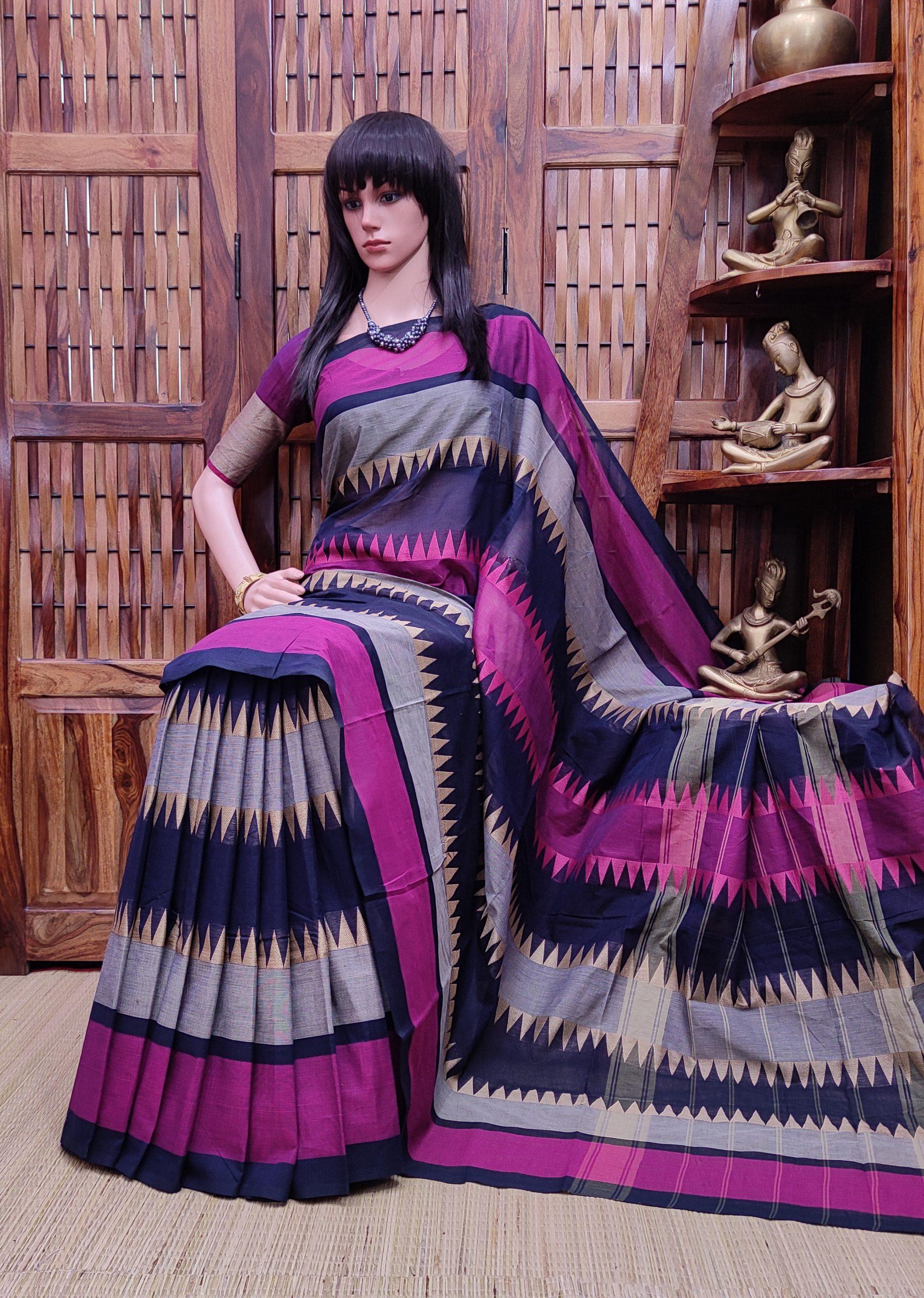 Saudamini - South Cotton Saree