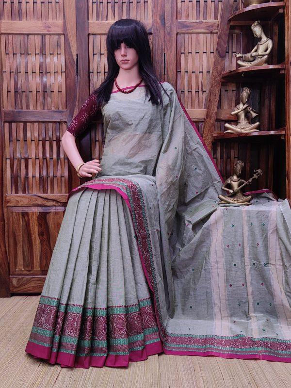 Shampa - South Cotton Saree