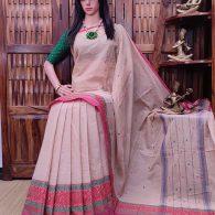 Shansita - South Cotton Saree