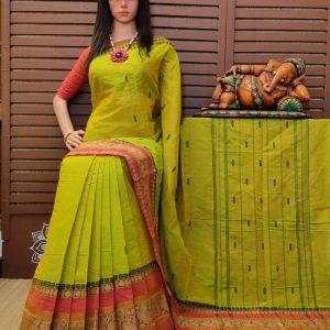 Shrayathi - South Cotton Saree