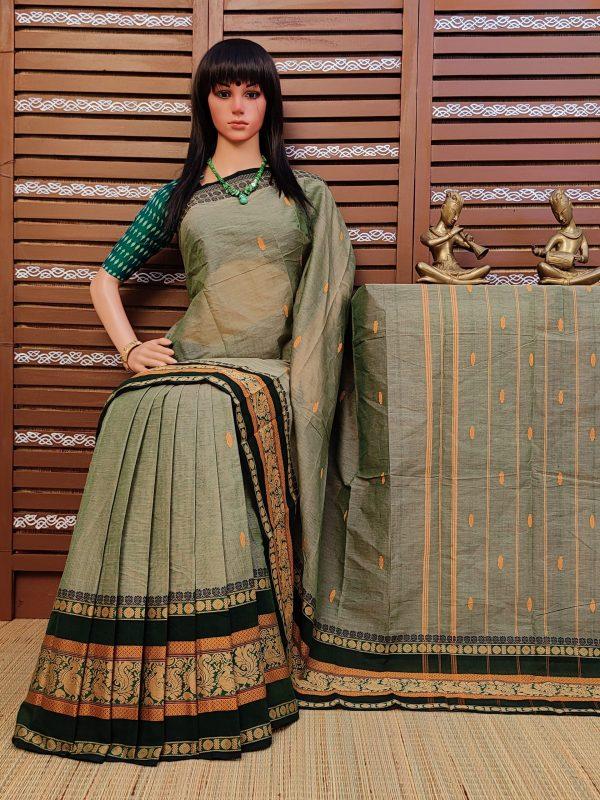 Shrishti - South Cotton Saree