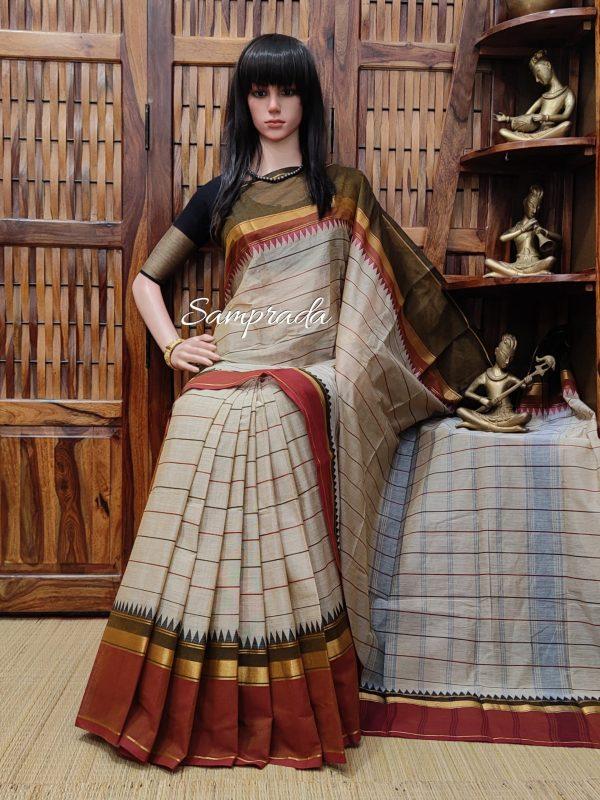 Shyamakalyani - South Cotton Saree