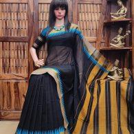 Lathangi - Pearl Cotton Saree