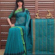 Nishoka - South Cotton Saree