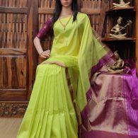 Smrithi - Venkatagiri Silk Saree