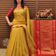 Bandhura - Kuppadam Cotton Saree