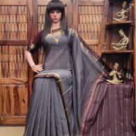 Bashasha - Kuppadam Cotton Saree