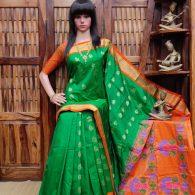 Aadrika - Narayanpet Silk Saree