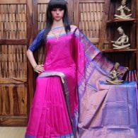 Aatikah - Narayanpet Silk Saree