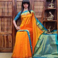 Aayana - Narayanpet Silk Saree