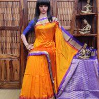Abarna - Narayanpet Silk Saree