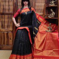 Athulya - Narayanpet Silk Saree