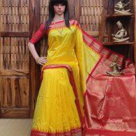 Baakul - Narayanpet Silk Saree