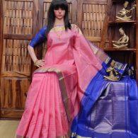 Anumoditha - Venkatagiri Silk Saree