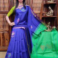 Apsara - Venkatagiri Silk Saree