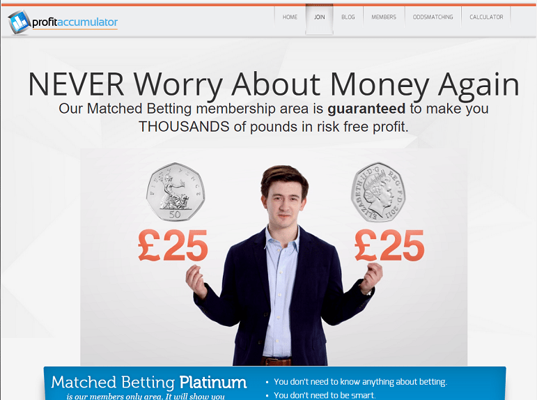 the best matched betting services profit accumulator