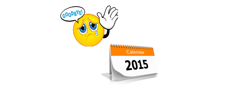 2015, My Year In Review