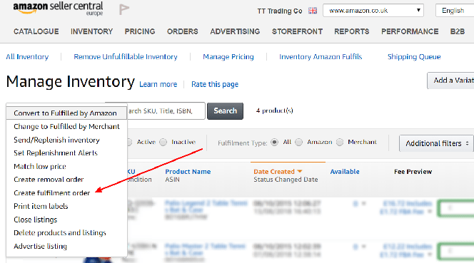 Sell On Your Own Website Or On eBay Using Amazon FBA