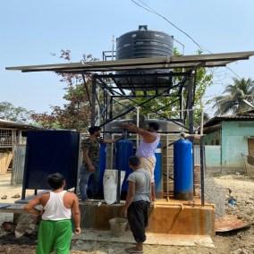CWP Project Nalbari, Assam