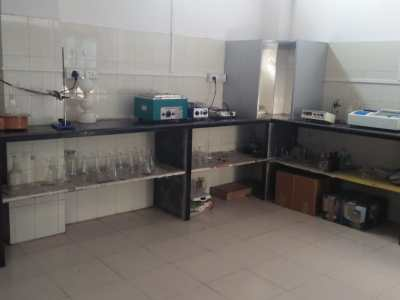 Laboratory for Drinking water plant