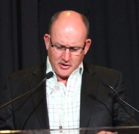 Mr Athol Trollip. Nelson Mandela Bay Mayor