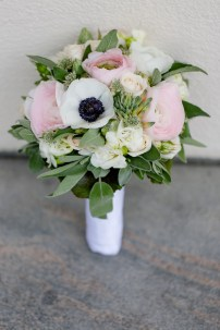 Brautstrauß-rosa-anemone